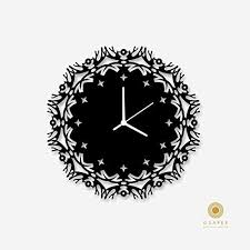Small Picture 31 best Modern Geometric Wall Clock images on Pinterest