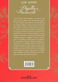Orgulho e Preconceito Livros na Amazon Brasil 9788572328753