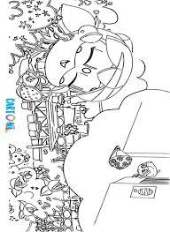 Disegno Da Colorare Ladybug E Chat Noir Chibi Cartoni Animati