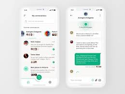 Chat Ui Design Android Group Chat App Chat App Mobile App Design Android Design