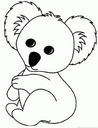 Small Picture Amazing Koala Coloring Page Nice Colorings Des 6742 Unknown