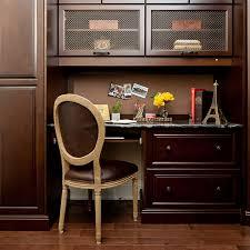 home office cabinets. Modren Home Dark Wood Home Office For Home Office Cabinets
