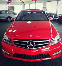 Red mercedes c class 2014 wallpapers and images. This 2014 Red Mercedes Benz C Class C300 Sport Needs A New Home Benz C Benz S Dream Cars