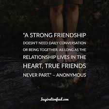Quotes About Relationships And Friendships Simple 48 Truthful Quotes About Friendship Inspirationfeed