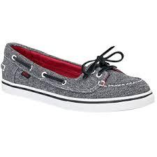 vans shoes women. journeys shoes: women\u0027s vans abby - grey/red/white shoes women a