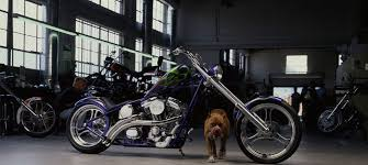 two west coast choppers custom harley davidsons cycle world