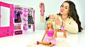 Барби купила новый <b>шкаф</b>. Мультики для девочек - Новинка ...