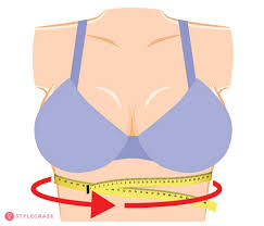 measure your bra size how to measure your bra size with a calculator