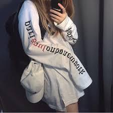 Tee Shirt Femme 2019 Spring Autumn <b>Woman Clothing Korean</b> ...