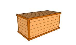 Outdoor Storage Box Plans Myoutdoorplans Free Woodworking