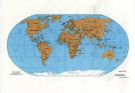 maps world map tahiti new on  roundtripticketme