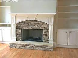 reface brick fireplace refacing a with tile remodel ideas modern wall the way to resurfacing