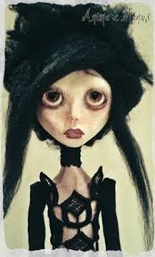 Dream Catcher Dolls OOAK Art doll The Dreamcatcher Handmade doll by animaXmanus 22