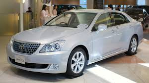 Toyota Crown 2009: Review, Amazing Pictures and Images – Look at ...