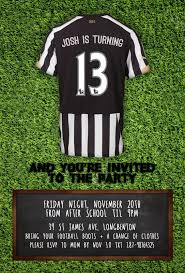 Soccer Party Invitations Free Printable Soccer Birthday Party Invitations Uk Download Them