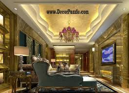 Small Picture plaster of paris design for luxury living room 2015 pop ceiling