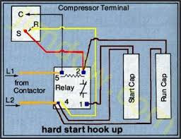 hvac compressor wiring diagram hvac image wiring ac compressor wiring jodebal com on hvac compressor wiring diagram