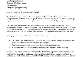 Intellectual Property Attorney Resume Junior Lawyer Cover Letters