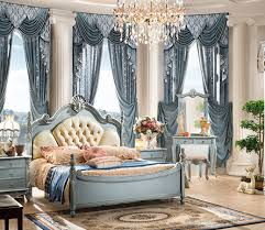 Furniture Luxury Wood Bedroom Furniture Most Popular Antique