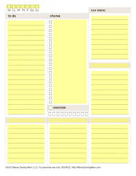 Custom Daily Planner Free Customizable Daily Docket Now Available For Download