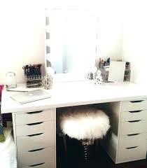 vanity table set vanity desk set desk cherry wood makeup vanity desk set with bench makeup