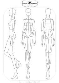 8577e776f707e7df032d55a096c33104 25 best ideas about fashion templates on pinterest fashion on how to do templates