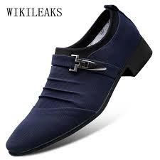 2019 Luxury Brand <b>Classic Man</b> Pointed Toe <b>Men Dress Shoes</b> ...
