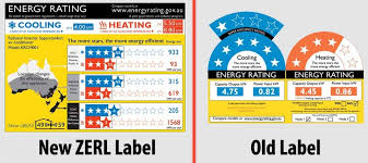 Eer Rating Chart 2018 Air Conditioners Energy Rating