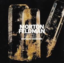Palais de Mari (1986) | Morton Feldman