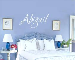 custom wall lettering decals personalized custom name vinyl decal wall stickers letters words personalized custom name