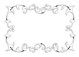 Decorative Borders For Word Free Decorative Borders Clip Art Clipartfest Decorative Clip