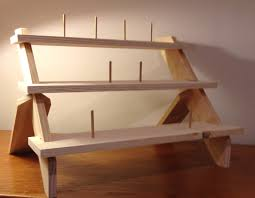 Wooden Ladder Display Stand Store Display Riser Collapsible Display Shelves Shelf Trade 95