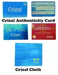 Crizal Availability Chart 2018 How To Know Whether My Spectacle Lens Is An Original Essilor