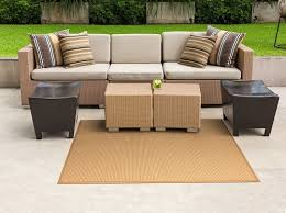 pictured is cypress natural of the al fresco outdoor collection