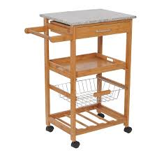 Granite Top Kitchen Cart Similiar Glass Topped Kitchen Cart Keywords
