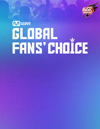 2018 Mama Event Global Fans Choice Vote Mwave