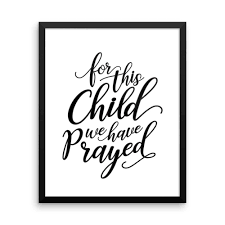 In the bible we read about so many miracles, there are hundreds of them. 15 Bible Verses For Your Baby S Nursery Chickadee Art And Company