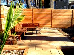 Pool Fence Designs Photos Horizontal Board Privacy Wood Fence Contemporary Wood Fence