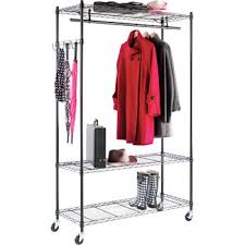 Coat Rack Costco Alera Wire Shelving Garment Rack Costco 100100 Assembly Ready to 15