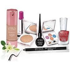 lotus herbals bridal makeup kit