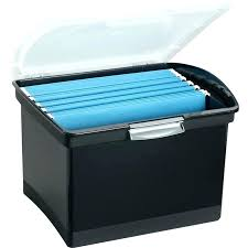 leather hanging file box black faux cannot be loaded snap tight zoom black leather file box