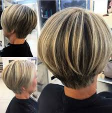 short haircuts for thick straight hair 6