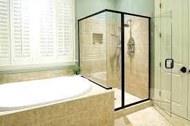 surprising custom shower doors cost glass shower doors cost how much do showers cost glass shower