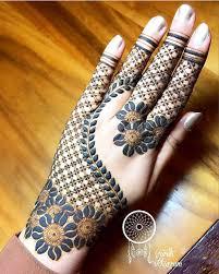 Latest Mehandi Design For Hand Shahanas Henna Mehndi Designs For Hands Latest Mehndi