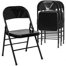 this folding chair set integrates easily into any space constructed of 22mm x 12mm black steel pipe furniture