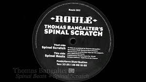Thomas Bangalter - Spinal Beats + Spinal Scratch - YouTube