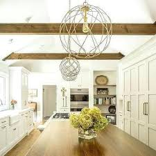 Vaulted ceiling wood beams Nativeasthma Kitchen Vaulted Ceiling Wood Beams White Dove Cabinets With Antique Brass Pulls Design Ideas Chandelier Home Improvement Stack Exchange Kitchen Vaulted Ceiling Wood Beams White Dove Cabinets With