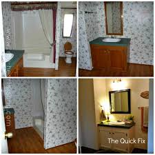 mobile home bathroom remodeling   My Hearts Song: Guest Bathroom with a  French Country Twist