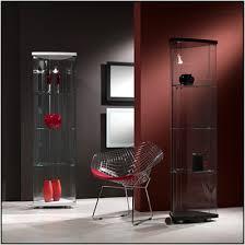 italian glass furniture. Triangular Glass Vitrine Modern Italian Furniture U