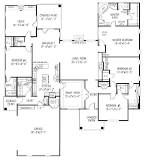 home office plan. Delighful Plan Wonderful Home Office  6516RF Floor Plan Main Level To Plan C